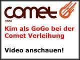 info comet kim