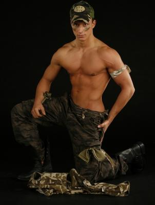 Army Stripper