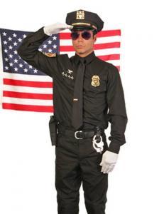 US Cop Ramy