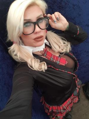 sexy Schulmädchen
